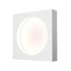 This item: Vuoto Satin White 10-Inch LED Sconce