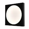 This item: Vuoto Satin Black 15-Inch LED Sconce