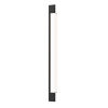 This item: Keel Satin Black 22-Inch LED Bath Bar