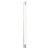 This item: Keel Bright Satin Aluminum 28-Inch LED Bath Bar