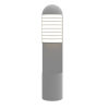 This item: Lighthouse Textured Gray LED Planter Sconce