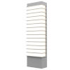 This item: Tawa Textured Gray 21-Inch LED Sconce