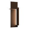 This item: Backgate Textured Bronze 20-Inch Right LED Sconce