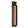 This item: Backgate Textured Bronze 30-Inch Right LED Sconce