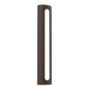 This item: Porta Textured Bronze 24-Inch LED Sconce