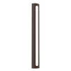 This item: Porta Textured Bronze 36-Inch LED Sconce