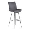 This item: Coronado Gray 30-Inch Bar Stool