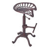 This item: Jax Industrial Copper 27-Inch Counter Stool