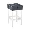 This item: Kara Gray 26-Inch Counter Stool