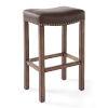 This item: Tudor Chestnut 30-Inch Bar Stool