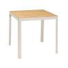 This item: Portals Coral Sand Matt Outdoor Bar Table