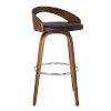 This item: Sonia Walnut 30-Inch Bar Stool