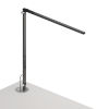 This item: Z-Bar Metallic Black LED Solo Desk Lamp with Grommet Mount