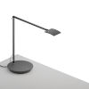 This item: Mosso Metallic Black LED Pro Desk Lamp with Power Base