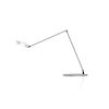 This item: Mosso Silver LED Pro Desk Lamp with Two-Piece Clamp