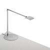 This item: Mosso Silver LED Pro Desk Lamp with Wireless Charging Qi Base