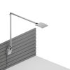 This item: Mosso Silver LED Pro Desk Lamp with Slatwall Mount