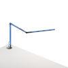 This item: Z-Bar Blue LED Desk Lamp with Grommet Mount