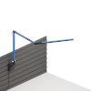 This item: Z-Bar Blue LED Desk Lamp
