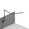 This item: Z-Bar Metallic Black 3500K LED Desk Lamp