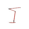 This item: Z-Bar Red LED Desk Lamp