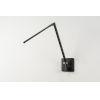 This item: Metallic Black LED Wall Mount