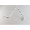 This item: White LED Wall Mount
