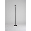 This item: Royyo Matte White LED Floor Lamp with Honeydew Base