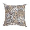 This item: Liora Manne Visions III Multicolor Bambara Indoor/Outdoor Pillow