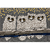 This item: Frontporch Owls Grey Rectangular: 2 Ft. x 3 Ft. Indoor/Outdoor Rug