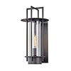 This item: Carroll Park Bronze Nine-Inch One-Light Wall Sconce