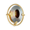 This item: Prism Gold Seven-Inch One-Light ADA Wall Sconce