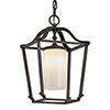 This item: Princeton French Iron One-Light Pendant