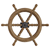 This item: Sailor Woodtone Wall Decor