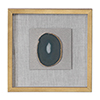 This item: Keeva Gold and White Wall Decor