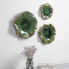 This item: Abella Forest Green Floral Wall Art, Set of 3