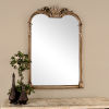 This item: Jacqueline Gold Wall Mirror