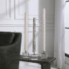 This item: Makira Black and White Cylindrical Sculptures, Set of 3