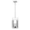 This item: Newburgh Polished Nickel One-Light Mini Pendant