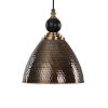 This item: Adastra Brass One-Light Pendant