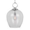 This item: Calix Nickel 1-Light Pendant