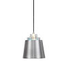 This item: Pratt Nickel 1-Light Mini Pendant