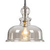 This item: Eaton Clear 1-Light Pendant