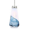 This item: Windswept Brushed Nickel One-Light Mini Pendant