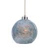 This item: Gemblue Brushed Nickel One-Light Mini Pendant