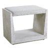 This item: Cabana White Bench