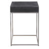 This item: Jase Black 14-Inch Concrete Accent Table