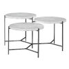 This item: Contarini Gunmetal Tiered Coffee Table