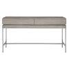 This item: Kamala Mushroom Gray Console Table