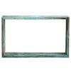 This item: Teo Caribbean Blue and Green Console Table